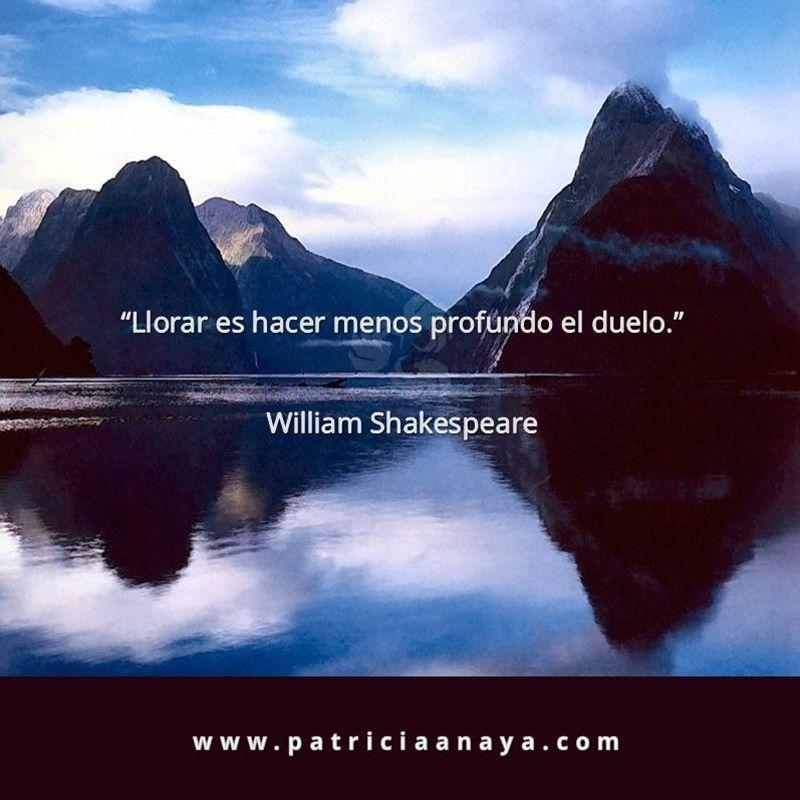 18-1004 Duelo-Muerte Llorar William Shakespeare