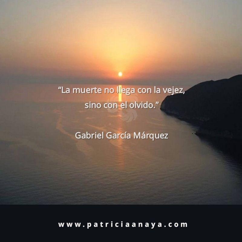 18-1012 Duelo-Muerte Abandono Gabriel Garcia Marquez