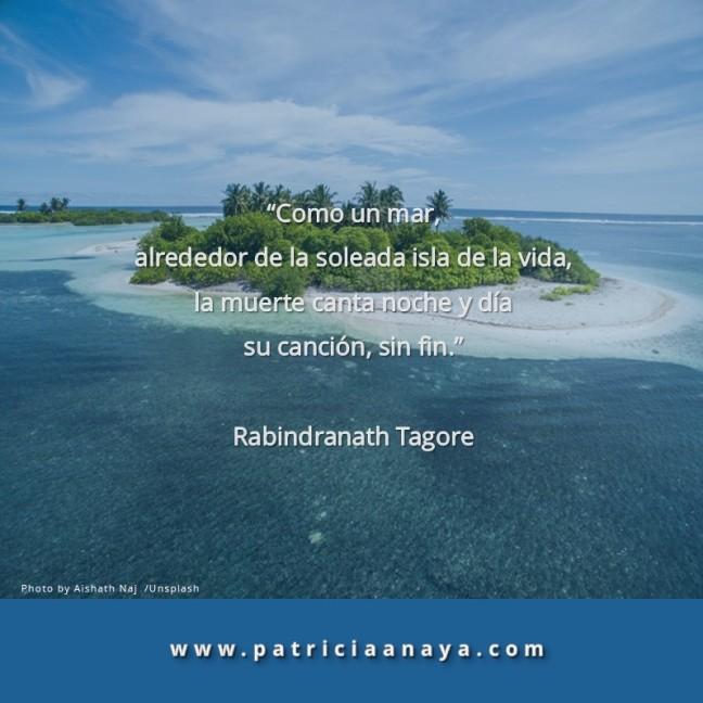 18-1018 Duelo-Muerte Muerte presente en la vida Rabindranath Tagore