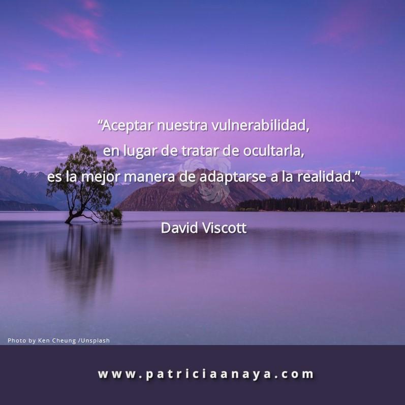 VULNERABILIDAD  |  David Viscott